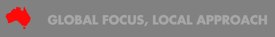 global focus local approach