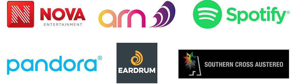 Company Logos For event