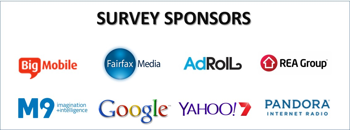 ML Survey Sponsors