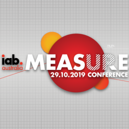 IAB MeasureUp 2019 - Call for Content