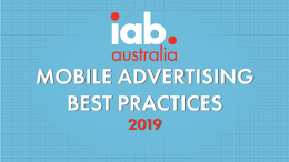 IAB Mobile Best Practices Handbook