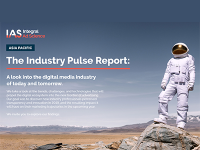 IAS: The Industry Pulse Report