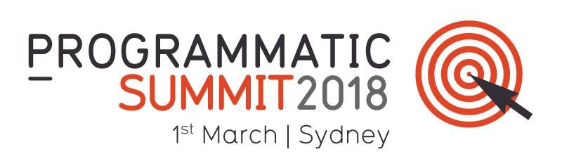 Programmatic Summit 2018:Building a better industry UI/UX