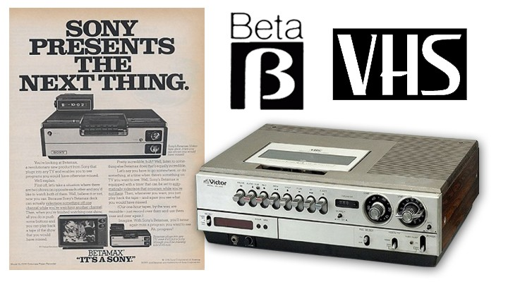 Throwback Thursday: Do you remember the Betamax?
