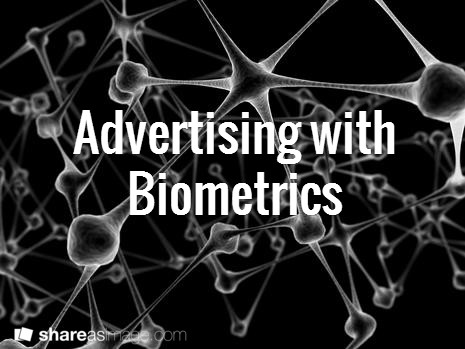 Online Ad Targeting: A Biometric Perspective
