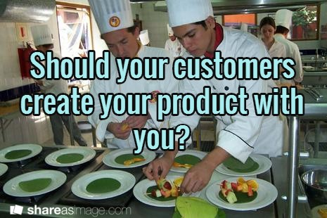 Co-Creating With Your Customers