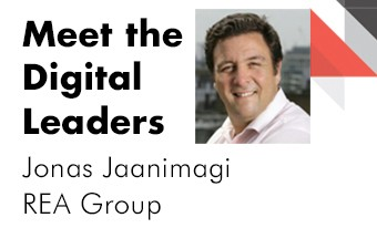 Meet the Digital Leaders: Jonas Jaanimagi - REA Group