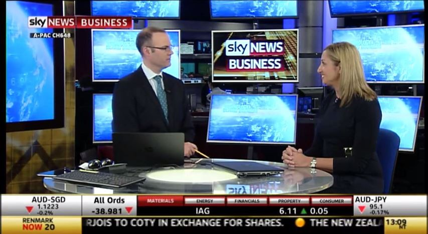 IAB CEO Alice Manners talks numbers on Sky News 'Tech Report'