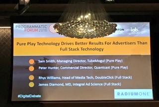Pure Play vs. Full Stack: GroupM Digital Debate